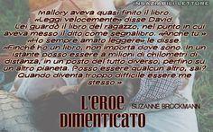 L'eroe Dimenticato - Suzanne Brockmann