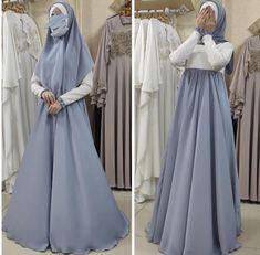 Classy Shorts Outfits, Cute Outfits, Hijab Dress, Bridesmaid Dresses, Wedding Dresses, Deen, Hijab Fashion, Womens Fashion, Muslim