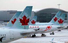 www.delunademiel.es Air Canada anula sus vuelos a Caracas.