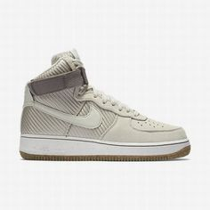 size 40 e21aa b12a1  72.95 nike air force 1 light up shoes,Nike Womens Light Bone Gum Light  Brown Summit White Light Bone Air Force 1 Hi Shoe