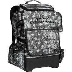 Dynamic Discs Special Ops Ranger H2O Backpack Disc Golf Bag