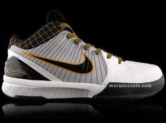 new concept a5743 8e82d Nike Zoom Kobe IV