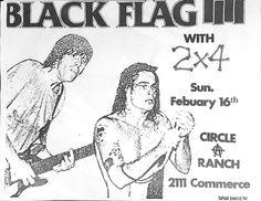 Black Flag at Circle A Ranch