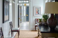 The paint scheme!  Elements of Style Blog | Sag Harbor Dream Home | http://www.elementsofstyleblog.com