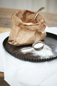 Pâte à tarte sablee