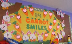 Checkout this great post on Bulletin Board Ideas!  24 Carrot Student
