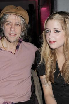 Bob Geldof speaks out about daughter Peaches' death