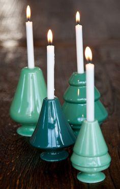 Kähler Design Avvento Kerzenständer Höhe 12,5 cm