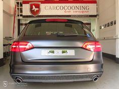 Folierung eines Audi A4