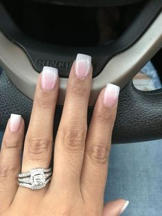 French ombré nails