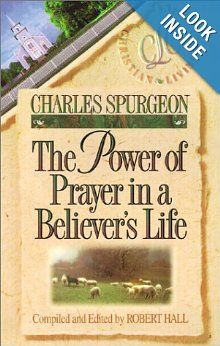 Eye-opening and fantastically written, this book by Spurgeon on prayer is a delight to read.