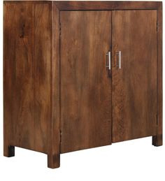 Credenza Teak Provinciale Legno massello di sheesham CS-182191 X 91 X 45 CM | Arts of India – Italy