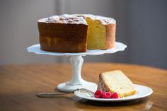 Dora Charles' Lost-and-Found Lemon Poundcake Recipe. Butter, confectioners sugar, vanilla, sour cream, lemon, cake flour. NY Times