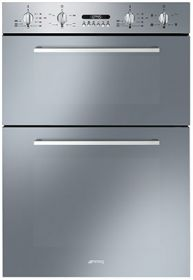Double oven by smeg