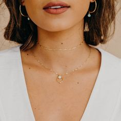 Camilla Chain Choker Dainty Gold Choker Gold Chain Choker Gold Chain Choker, Diamond Cross Necklaces, Dainty Gold Necklace, Lariat Necklace, Gold Chains, Simple Necklace, Necklace Set, Everyday Necklace, Thing 1