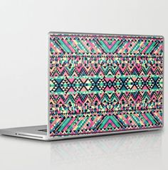 Tribal lap top cover