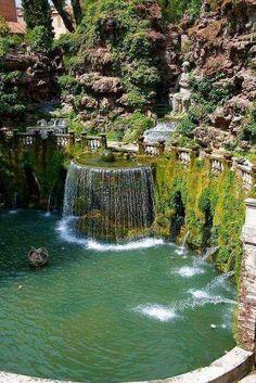 Tivoli, Itália