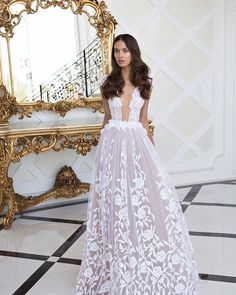 And This is why we call our new collection- ROYAL COUTURE ! Tag your girls that will love this dress  #hautecouture #nurithen #israelidesigner #handmade #bridal