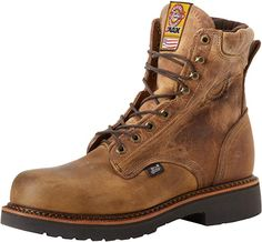 ca0fefbaf6 Justin Original Work Boots Men s J-Max Steel Toe Work Boot  Look good and  feel great with the hard-wearing J-Max work boot from Justin.