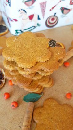 Zencefilli Kurabiye – Food for Healty Ginger Bread Cookies Recipe, Cookie Recipes, Baby Recipes, Recipe Mix, Vegetable Drinks, Healthy Eating Tips, Gingerbread Cookies, Bakery, Deserts