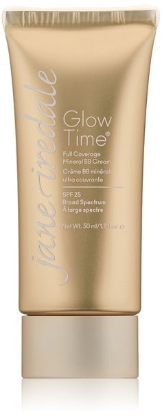 jane iredale Glow Time Full Coverage Mineral BB Cream, SPF 25,BB7, 1.70 oz.