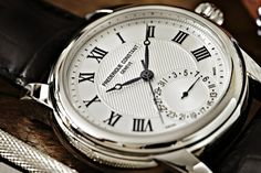 The Value Proposition: The Frederique Constant Classics Manufacture