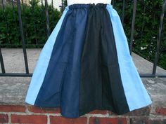 Skirt sz 5/6 multi color skirt medieval Gypsy Pirate costume $18.00