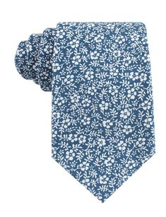 The orchid is known to be lucky among Chinese culture, and lucky is the H-Bomb gent who wears this floral neck tie. With its impeccable white orchid design amongst the ebullient blue fabric, anyone can wear this tie with confidence. It's subtle yet fashion forward design will give your ensemble that extra something to take it to the next level, while still staying humble (something the white orchid is known for). #necktie #floral Cotton Anniversary, White Orchids, Wedding Ties, Skinny Ties, Handmade Design, Blue Fabric, Wedding Accessories, Floral Tie, Tie Dye Outfits