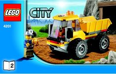 City - Loader and Tipper [Lego 4201]