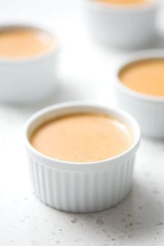 Here's an AIP (which means dairy, soy, nut and refined sugar free) coconut based dessert that is the new wintertime favorite. Perfect for your healthy holidays! This recipe is allergy friendly … Pumpkin Recipes, Paleo Recipes, Real Food Recipes, Yummy Food, Free Recipes, Alkaline Recipes, Delicious Meals, Yummy Recipes, Paleo Dessert