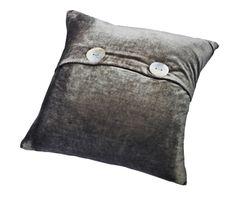 'Westbourne' Velvet Cushion £80 http://www.kellyhoppen.com/shop-by-type/cushions/westbourne-velvet-cushion