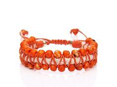 """Shashi """"Bahama"""" Beaded Bracelet"""