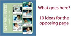 Ten Ideas for the Opposing Page