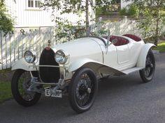 Type 23 Carrosserie Profilée