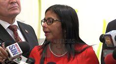 Gobierno venezolano dice estar dispuesto al dialogo y que han venido a RD con la bandera de la paz