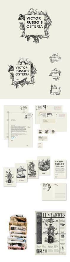 Identity / Victor Russo's Osteria