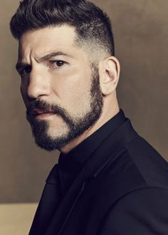 Jon Bernthal photographed by Joe Pugliese for The Hollywood Reporter