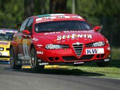 Alfa Romeo 156 race car                                                                                                                                                                                 Mais