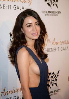 Nude sexy Christian Serratos