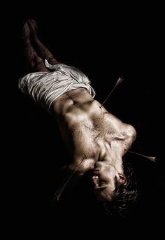 "darkbeautymag: "" Photographer: Francesco Ferla - Organica_London Model: S.Sebastiano """