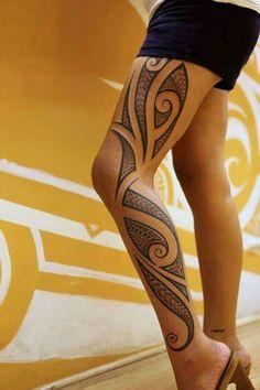 23 Most Appealing Tribal Tattoo Designs