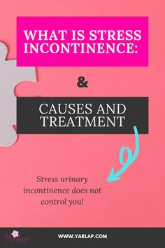 Stress incontinence can be a real block in your routine. It can be super annoying even after you have done your kegel exercises and exercises for bladder leaks. For #womenshealth, most people should know what stress incontinence is! Read on to find out more! #womenshealth #womenscare #womencare What Causes Stress, What Is Stress, Mental Health Symptoms, Pelvic Floor Exercises, Urinary Incontinence, Emotional Stress, Floor Workouts, Pregnancy Care, Menopause