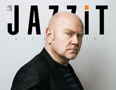 """Check out new work on my @Behance portfolio: """"Jazzit magazine n°.87 - Cover"""" http://on.be.net/1EfP9bz"""
