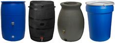 Looking for lots of plastic barrels for my project #gardening #garden #DIY #home #flowers #roses #nature #landscaping #horticulture