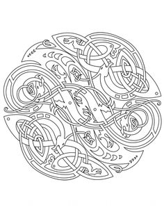 Free Celtic Mandala Coloring Pages. 30 Free Celtic Mandala Coloring Pages. top 22 Splendiferous Refreshing Mandala Coloring Book the Mandala Art, Celtic Mandala, Watercolor Mandala, Mandalas Painting, Mandalas Drawing, Mandala Coloring Pages, Celtic Art, Coloring Book Pages, Printable Coloring Pages