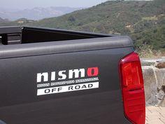 Pictures of the 2006 Nissan Frontier 4x4 Truck: Frontier's NISMO Badging