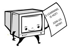 What things were proven to work over and over with e-learning?