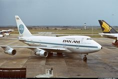 Pan American World Airways - Pan Am N539PA Boeing 747SP-21 aircraft picture