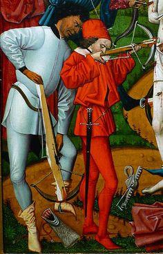 Crossbow - The Martyrdom of St Sebastian