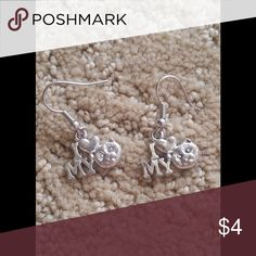 I 💙 My Cat Earrings 1 for $4, 2 for $6, 3 for $8, 4 for $10, 5 for $12 and so on. Orders including 10 or more $4 priced are eligible for any earrings after 10 pairs is only $1 each! Creation Central Jewelry Earrings